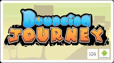 Titre Bouncing Journey